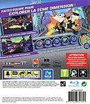 Images Phinéas et Ferb : Voyage dans la Deuxième Dimension PlayStation 3 - 1