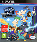 Images Phinéas et Ferb : Voyage dans la Deuxième Dimension PlayStation 3 - 0