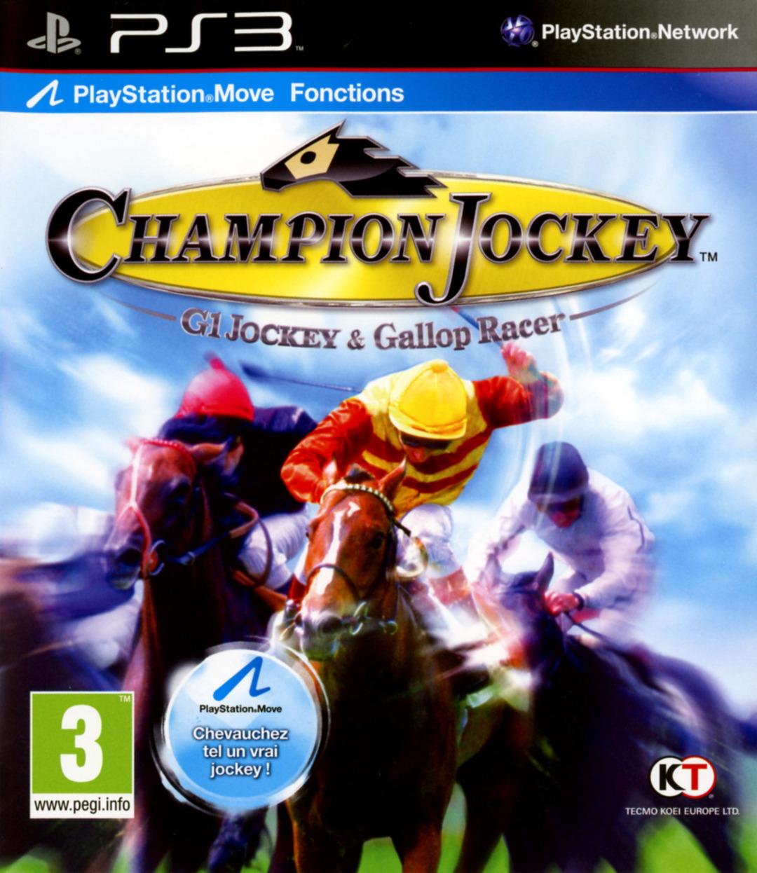 jeux cheval ps3