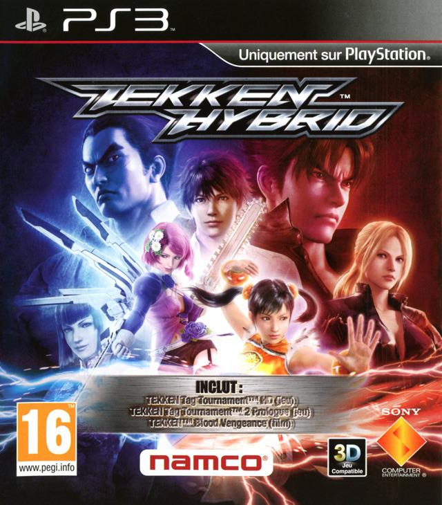 [MULTI] Tekken Hybrid PS3-DUPLEX