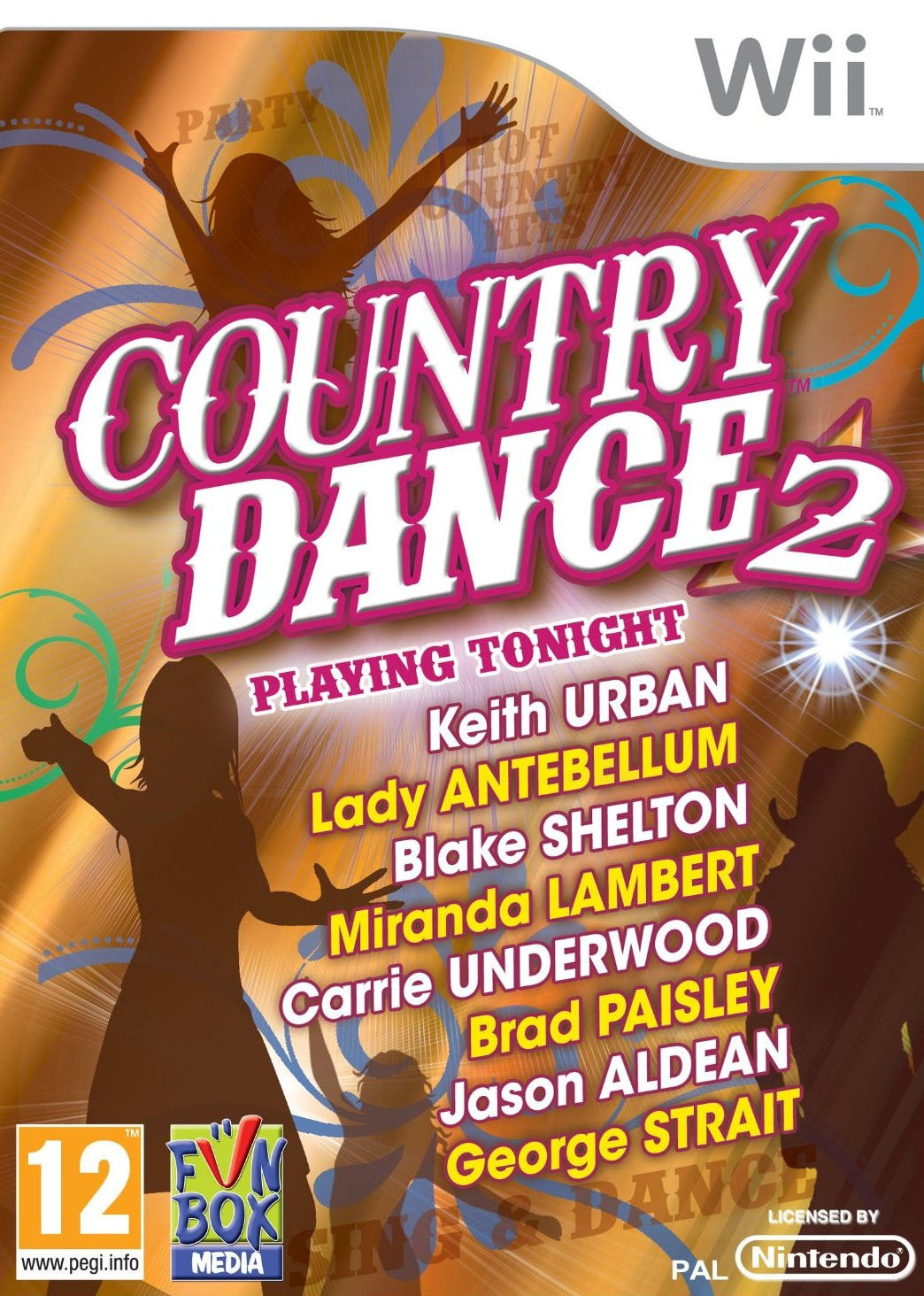 Country Dance 2 [Wii PAL]