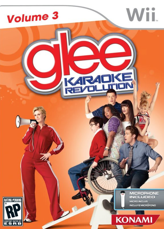 Glee Karaoke Revolution : Volume 3