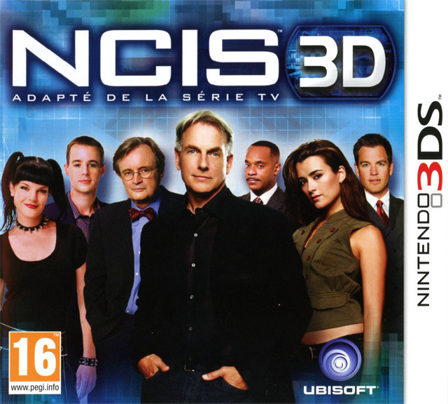 [MULTI] [Nintendo 3DS]  NCIS 3D [PAL]