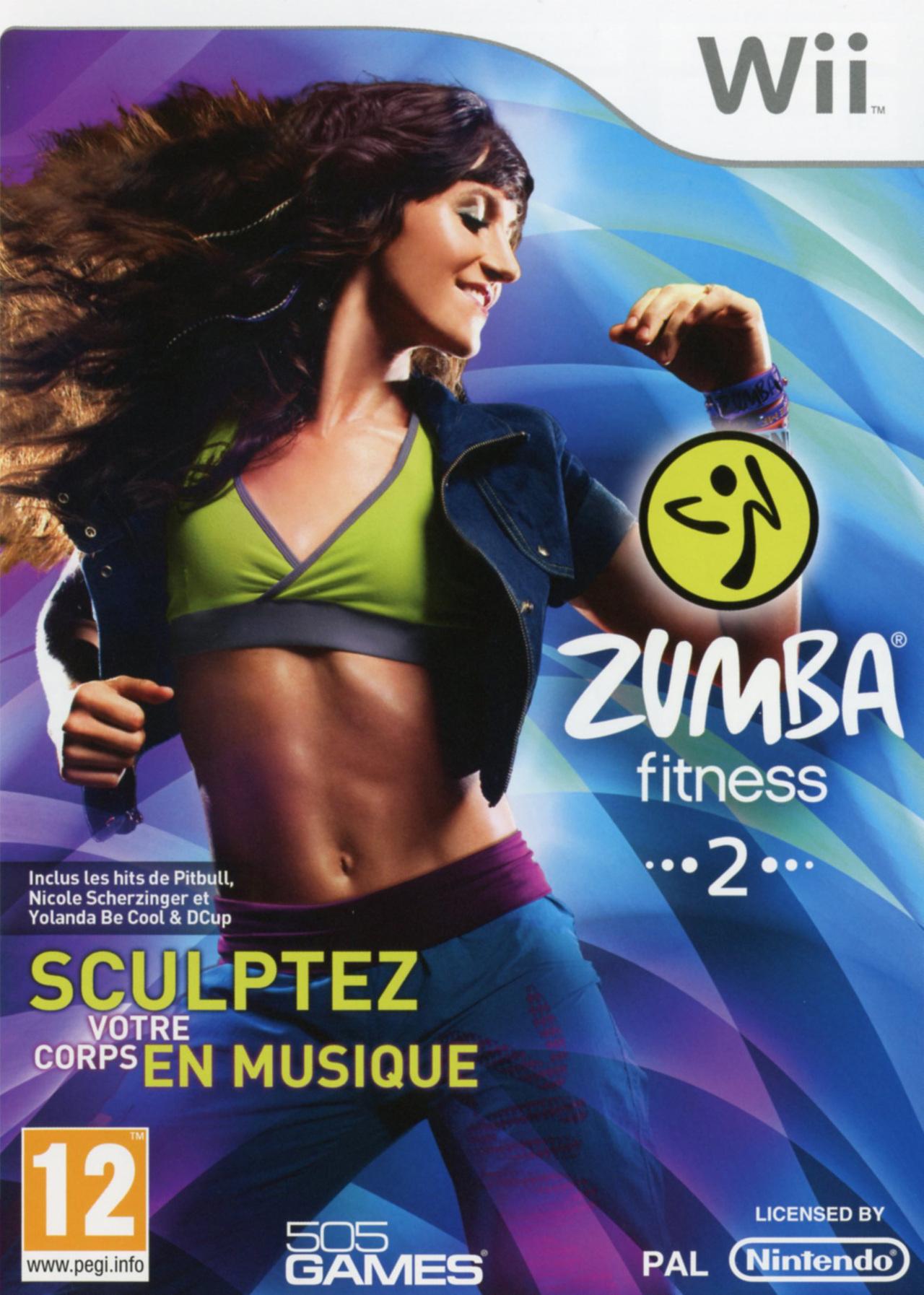 Zumba Fitness 2 sur Wii - jeuxvideo.com fc4705c6b4e