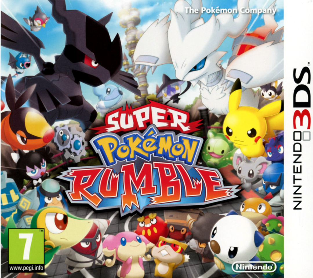 Super Pokémon Rumble DS