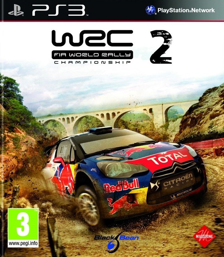 [MULTI] WRC 2 FIA World Rally Championship 2011 PS3-ABSTRAKT