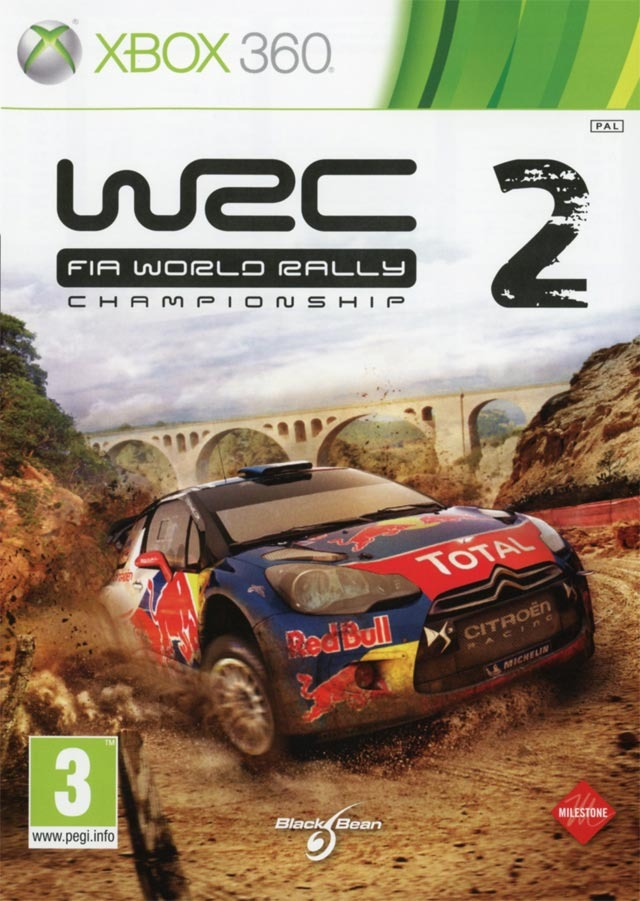 wrc 2 sur xbox 360. Black Bedroom Furniture Sets. Home Design Ideas