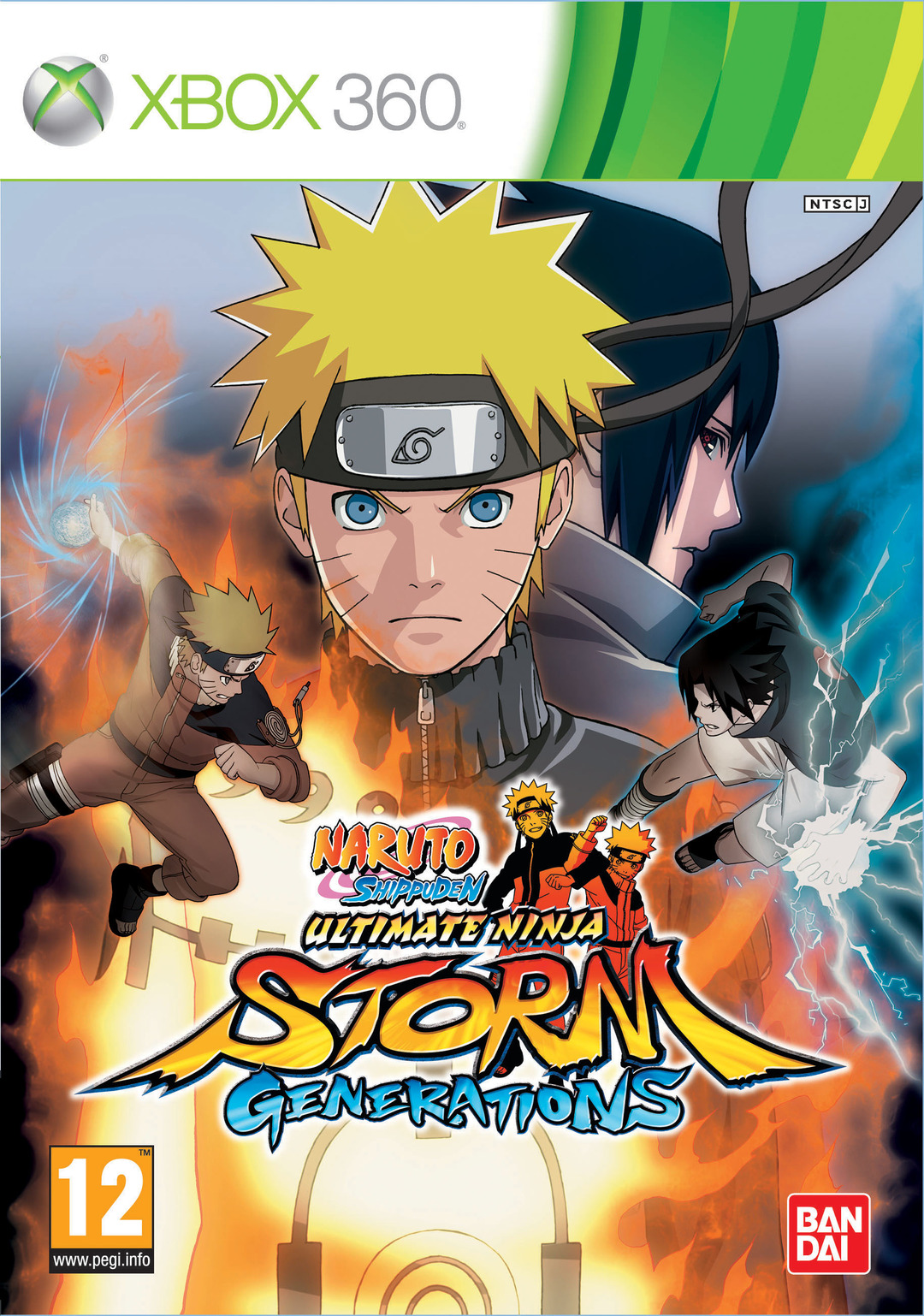 Naruto Shippuden : Ultimate Ninja Storm Generations [XBox] [MULTI]