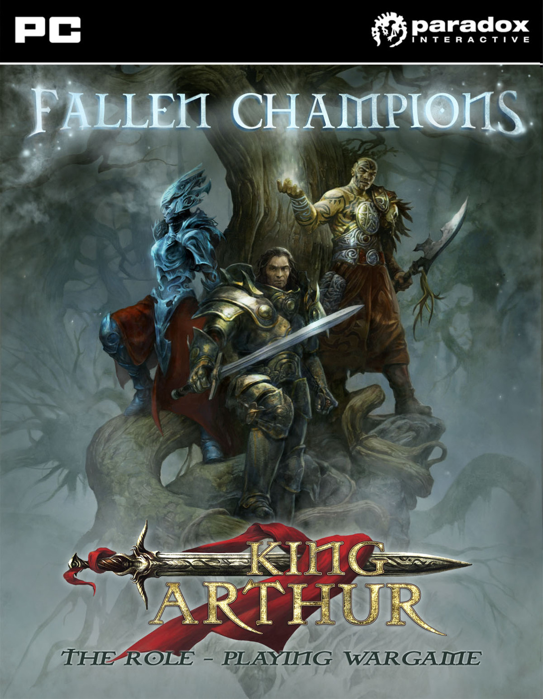 King Arthur : Fallen Champions