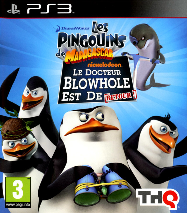 Penguins of Madagascar Dr.Blowhole Returns EUR PS3-ABSTRAKT | Megaupload Multi Lien