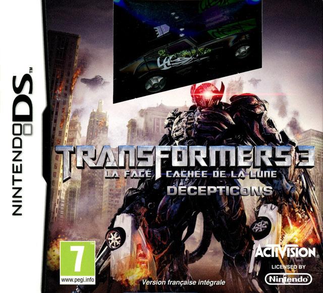 Transformers 3 : La Face Cachée de la Lune - Decepticons  (E) [US]