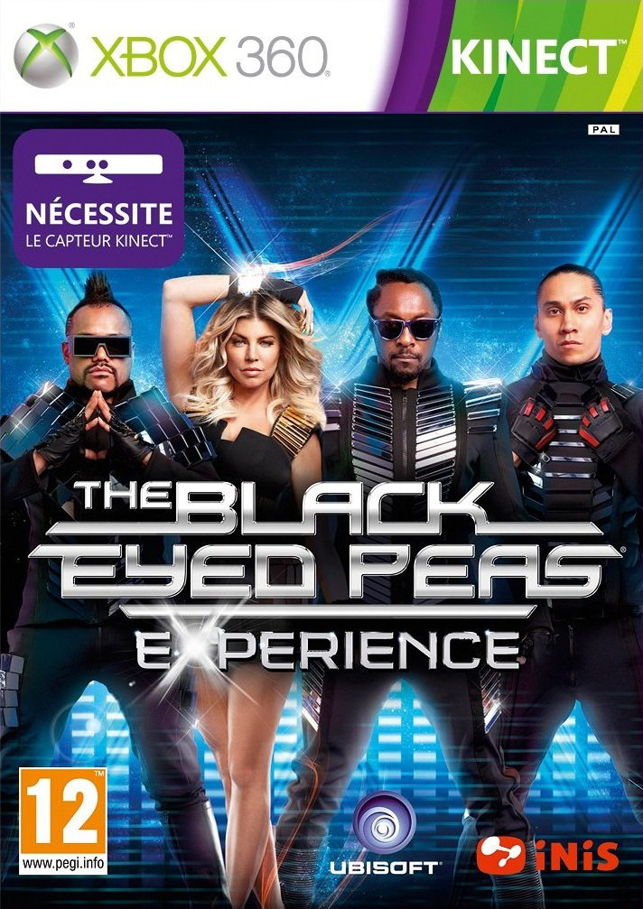 The Black Eyed Peas Experience sur Xbox 360 - jeuxvideo.com