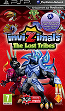 Invizimals : The Lost Tribes