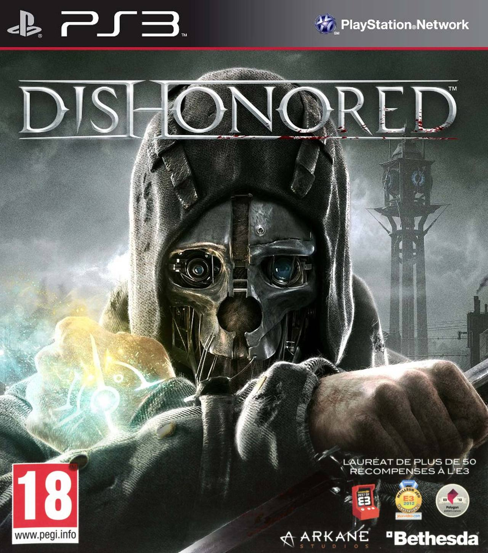 dishonored sur playstation 3. Black Bedroom Furniture Sets. Home Design Ideas