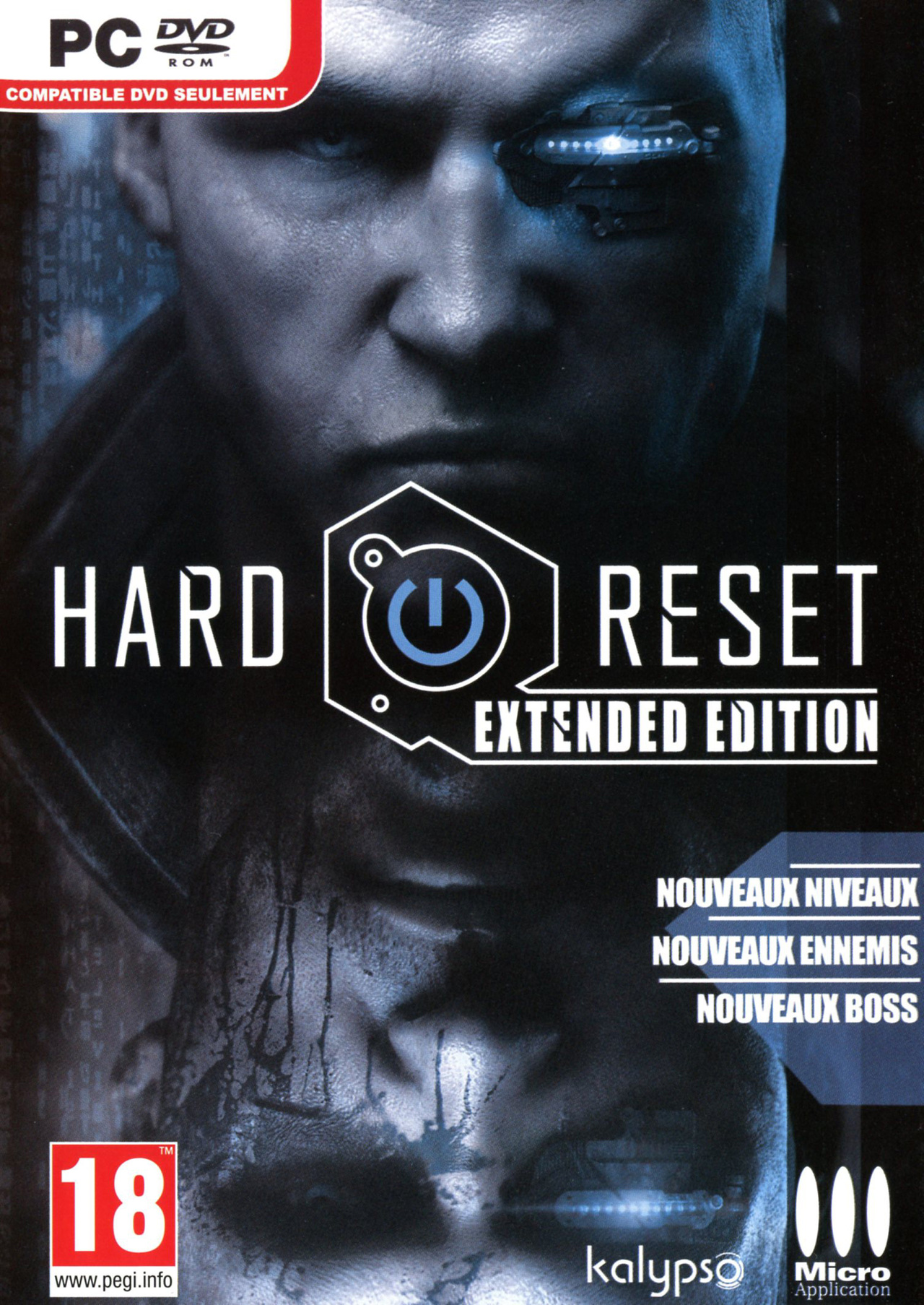 [MULTI] [PC]  Hard Reset Extended Edition