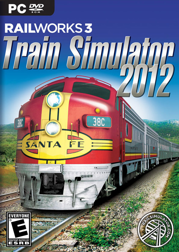 Train Simulator 2012 Deluxe (exclue) [FS]