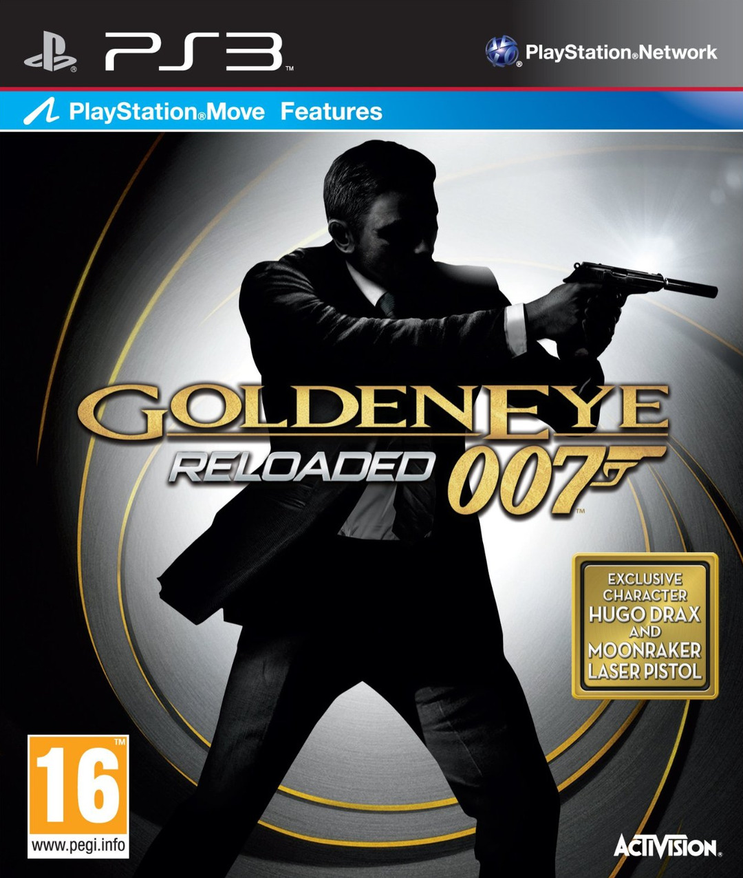 [MULTI] James Bond Goldeneye Reloaded 007 PS3-DComics