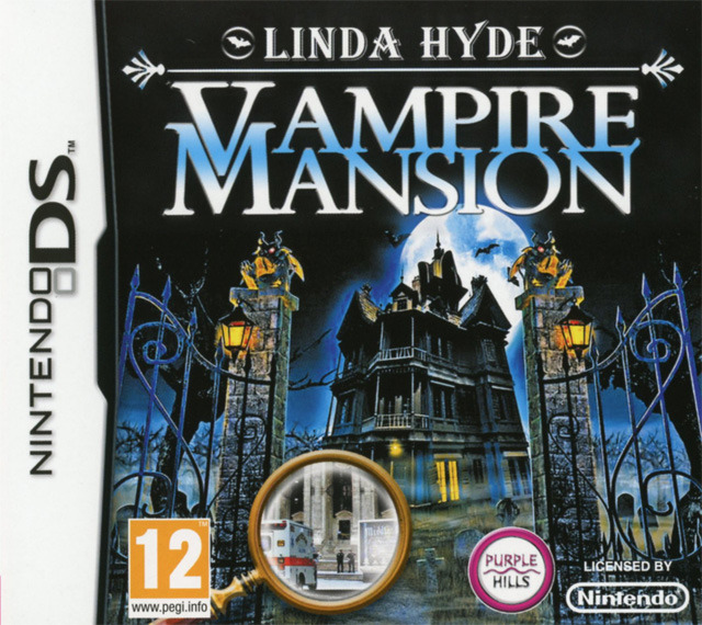 Linda Hyde : Vampire Mansion DS
