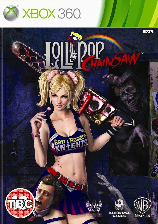 Lollipop Chainsaw [XBOX360]