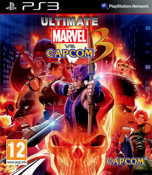 [MULTI] Ultimate Marvel vs Capcom 3 EUR PS3-ANTiDOTE