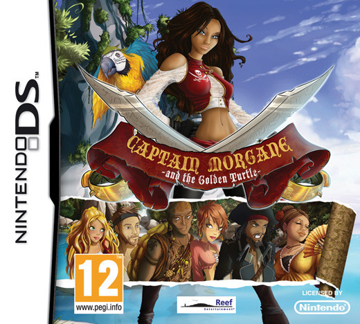 [DF] Captain Morgane : La Tortue d'Or [DS]