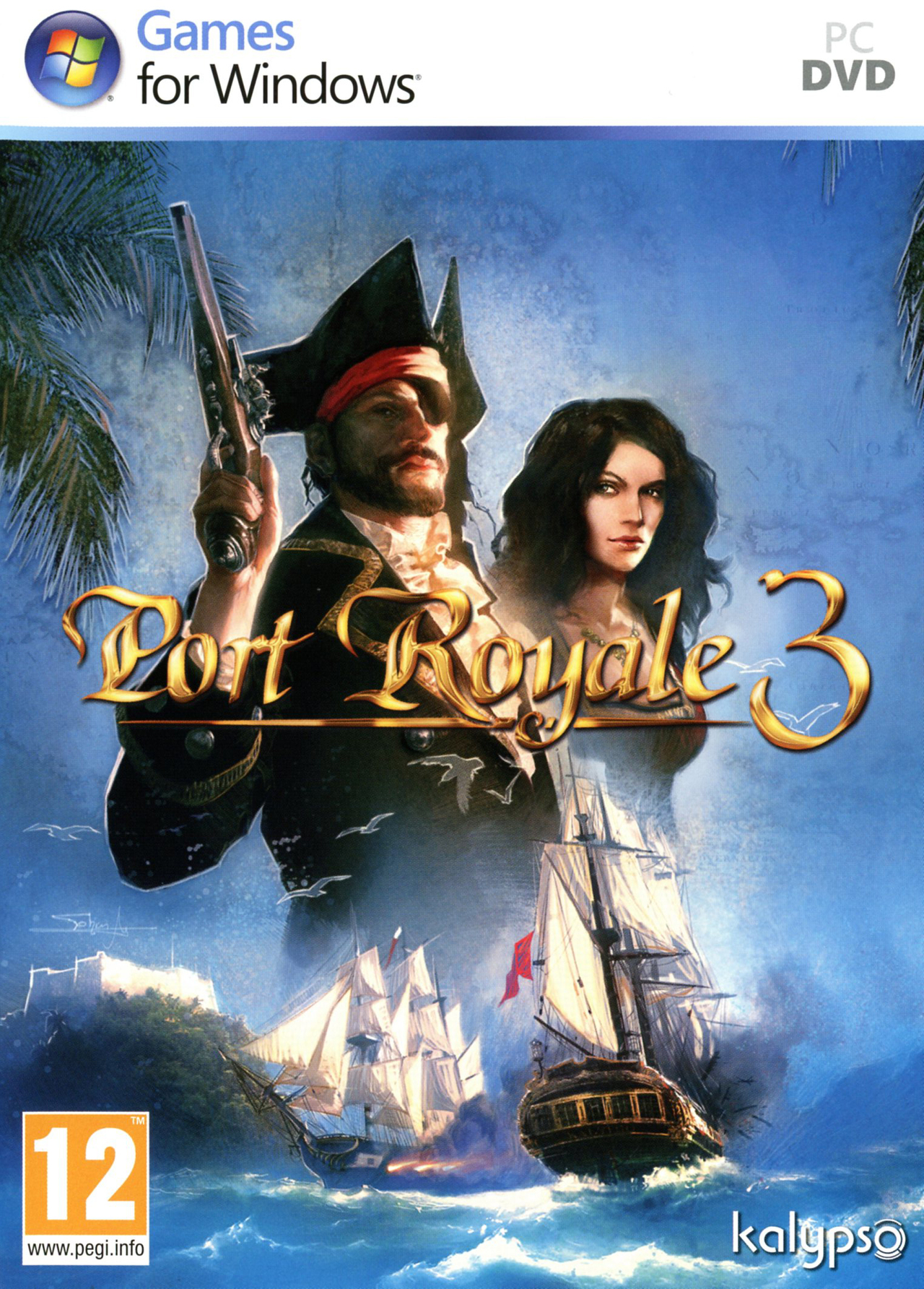 Port Royale 3 Steam Edition READNFO [MULTI]