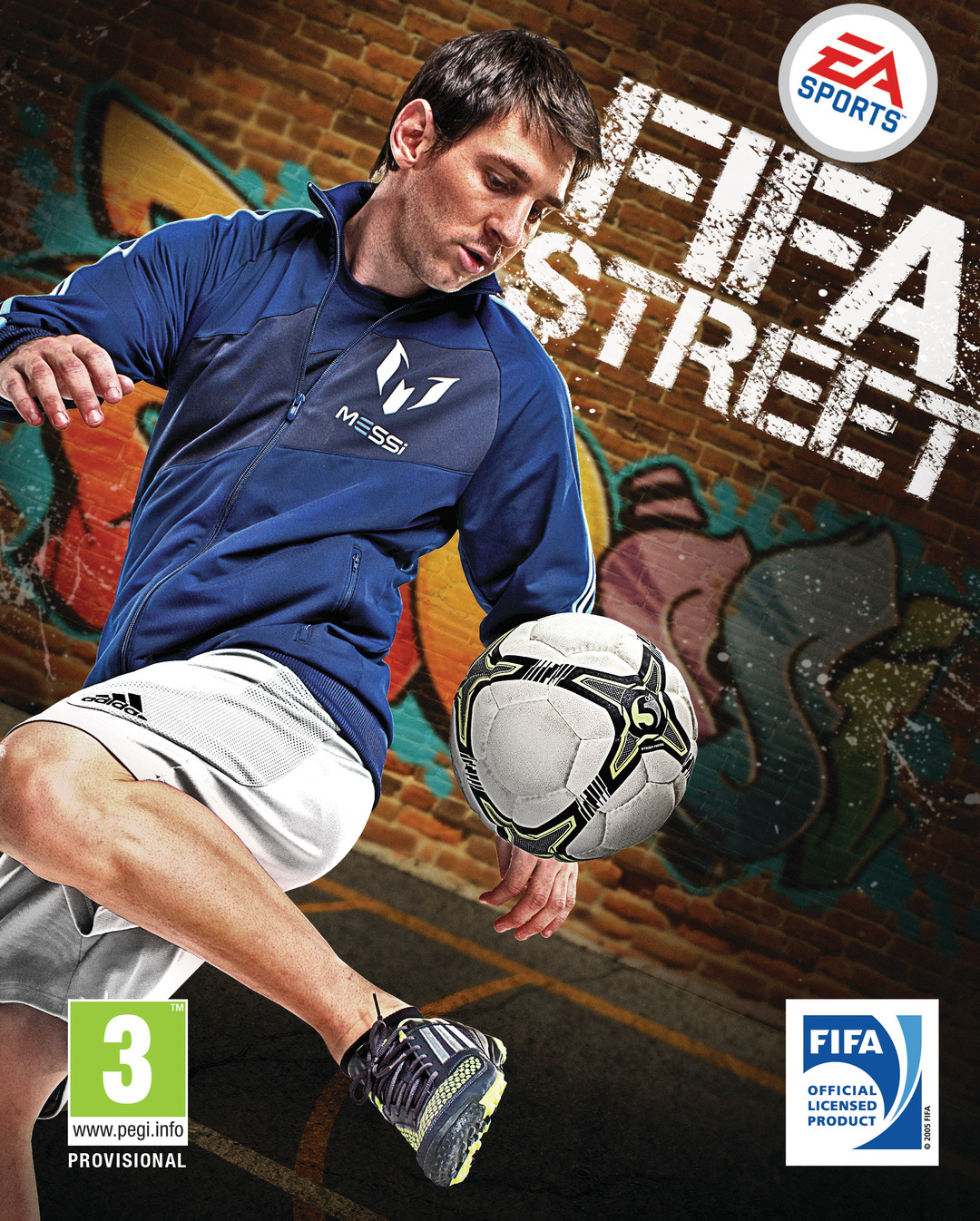 [MULTI] FIFA Street PS3-DUPLEX