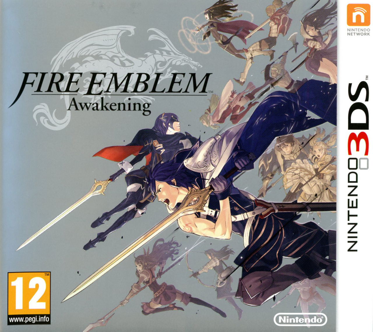Would Fire emblem awakening what phrase
