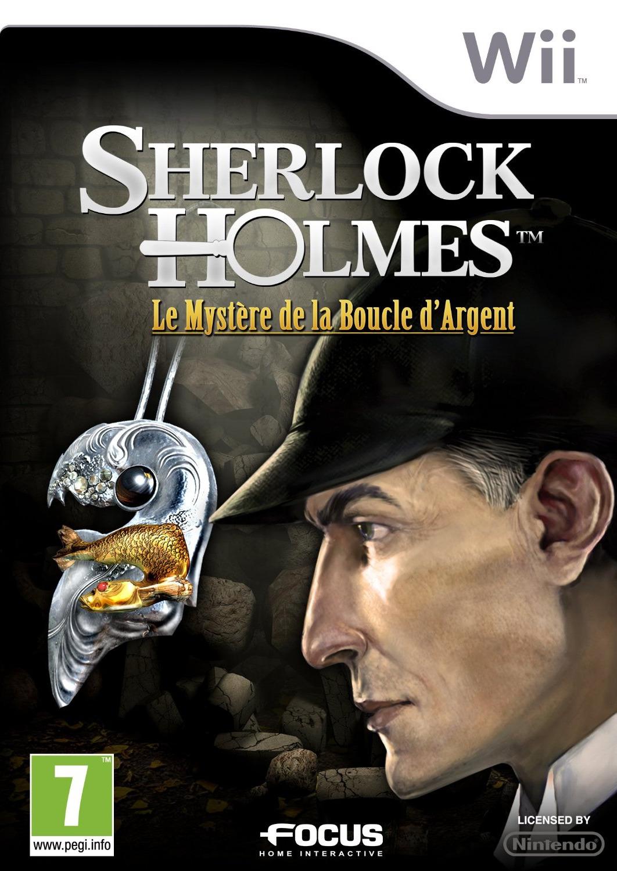 Sherlock Holmes : Le Mystère de la Boucle d'Argent