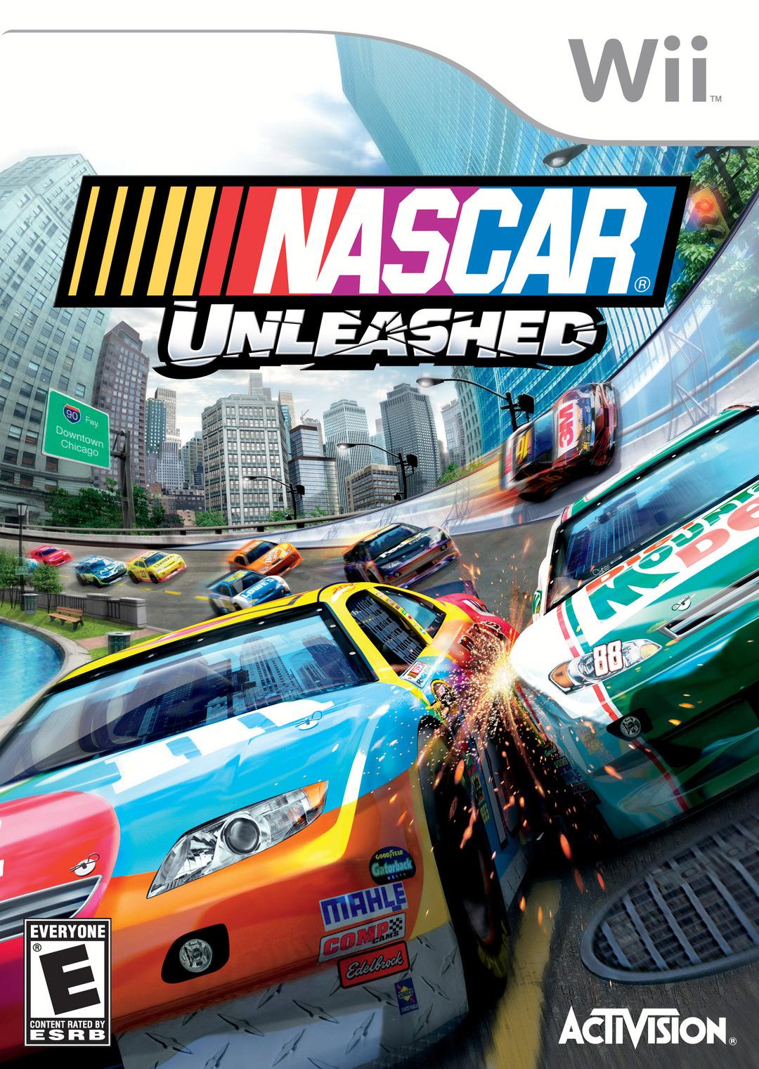 NASCAR Unleashed | USA WII | Megaupload Multi Lien