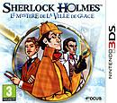 Images Sherlock Holmes : Le Mystère de la Ville de Glace Nintendo 3DS - 0