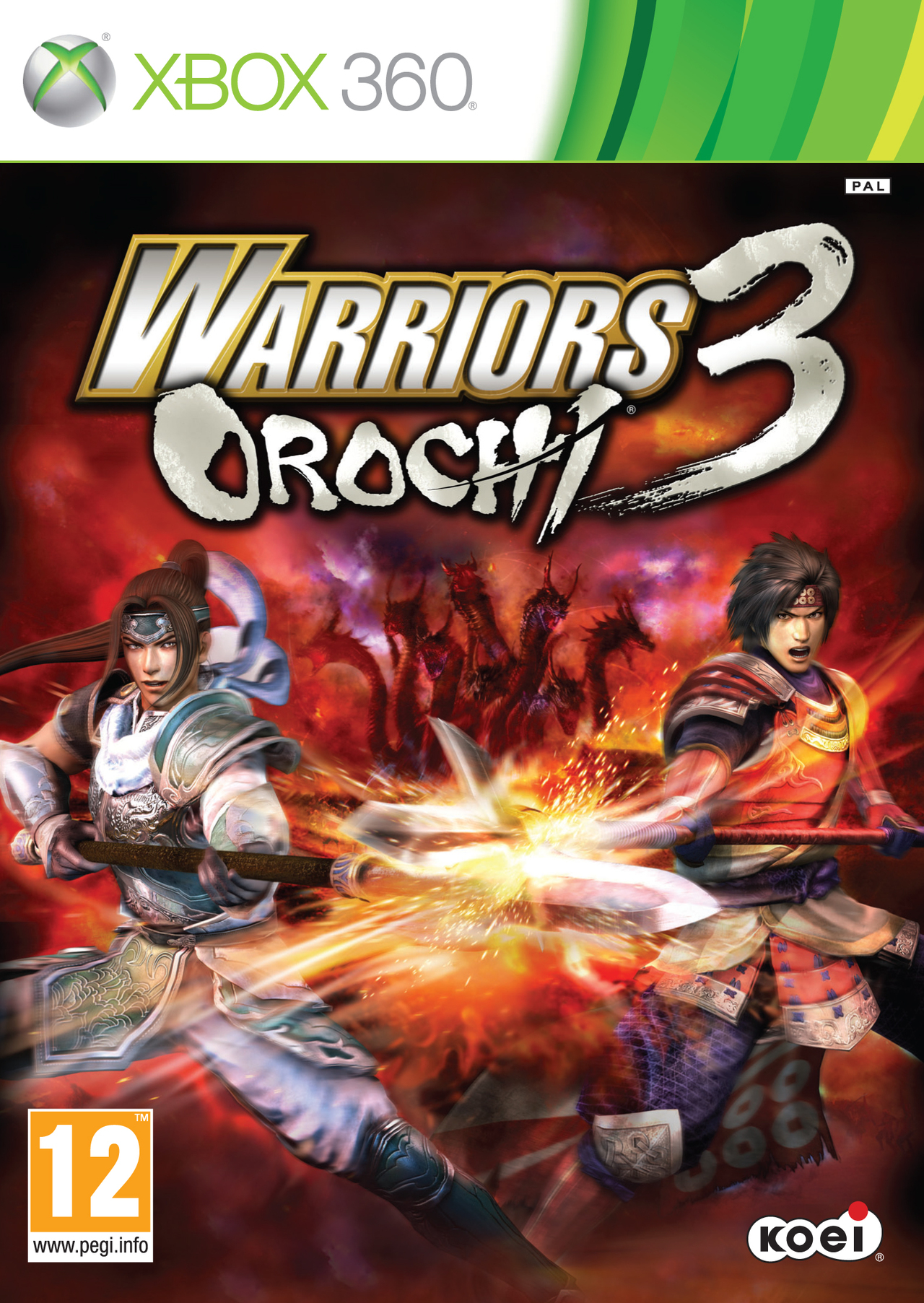 Warriors Orochi 3 -  XBOX360 [MULTI] (Exclue)