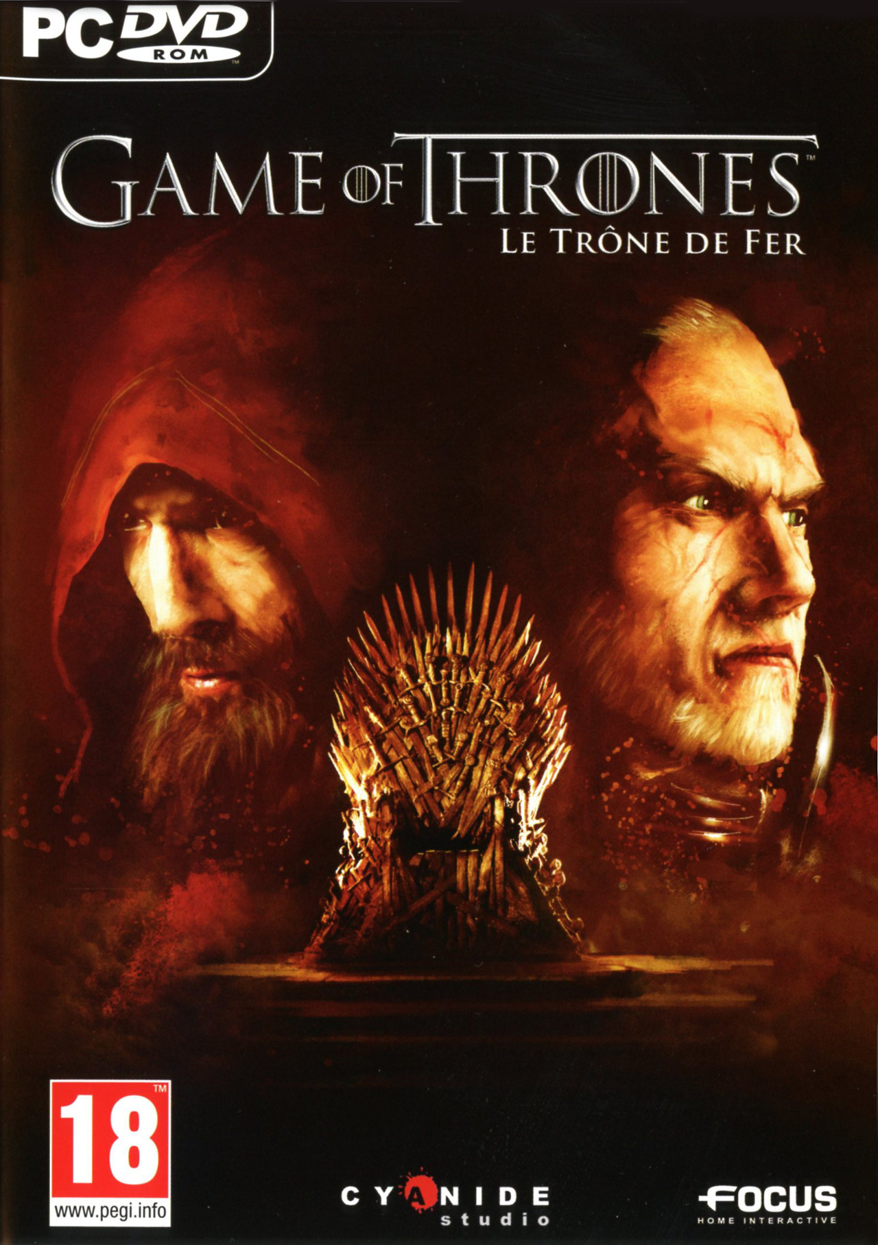 Game of Thrones : Le Trône de Fer  [PC] [MULTI]
