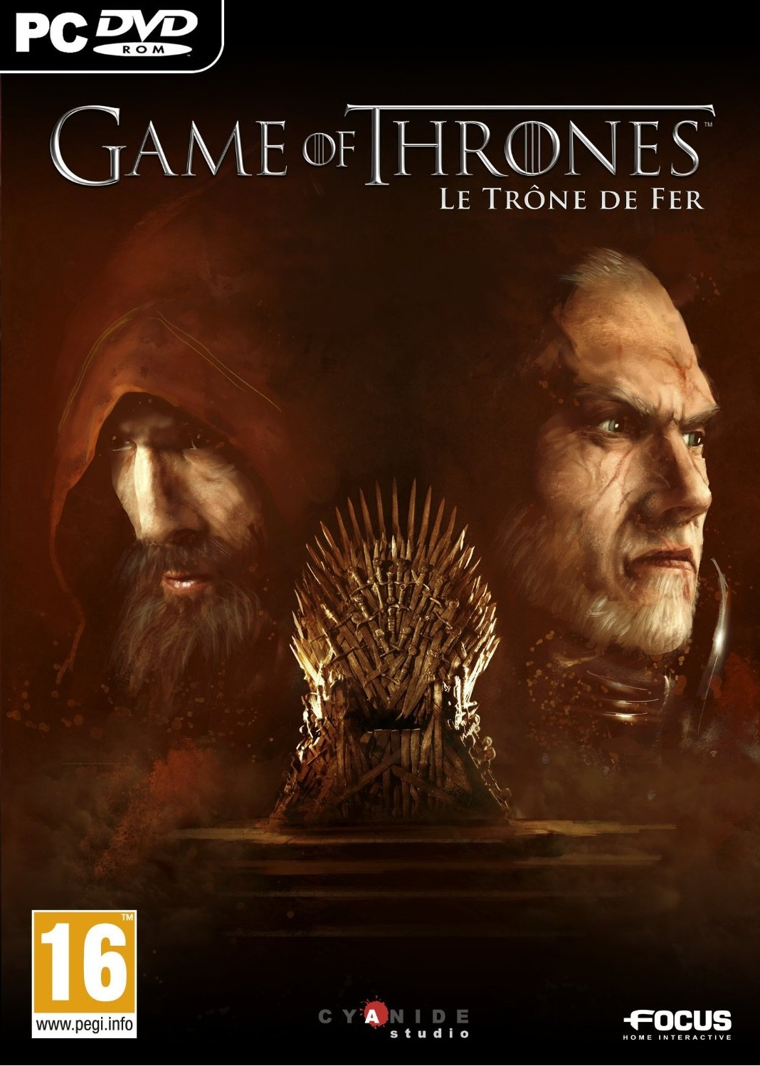 Game of Thrones : Le Trône de Fer + crack  [PC] | ISO  [MULTI] (Exclue)