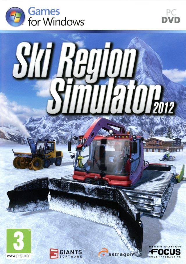ski region simulator 2012 sur pc. Black Bedroom Furniture Sets. Home Design Ideas