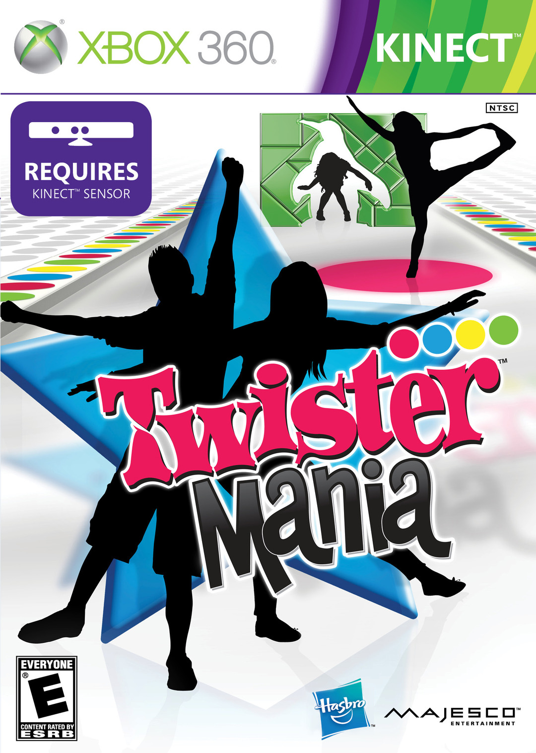 Twister Mania PAL XBOX360 [MULTI]