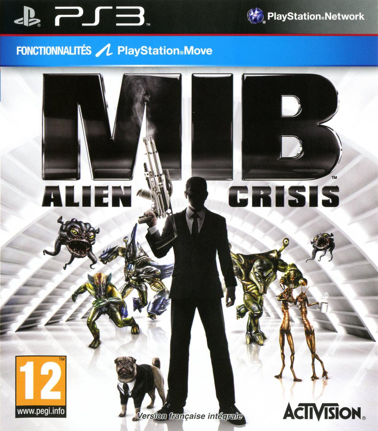 Men In Black : Alien Crisis [PS3 EUR]