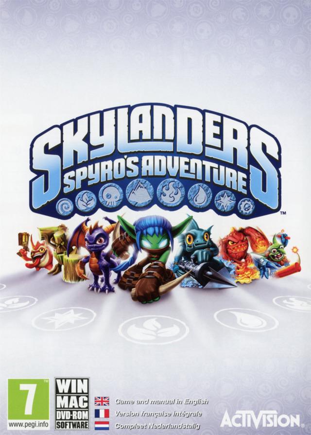 Skylanders spyro 39 s adventure sur mac - Tous les skylanders ...