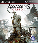 Jaquette Assassin's Creed III - PlayStation 3