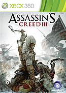 Jaquette Assassin's Creed III - Xbox 360