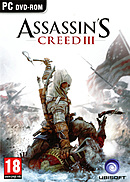 Jaquette Assassin's Creed III - PC