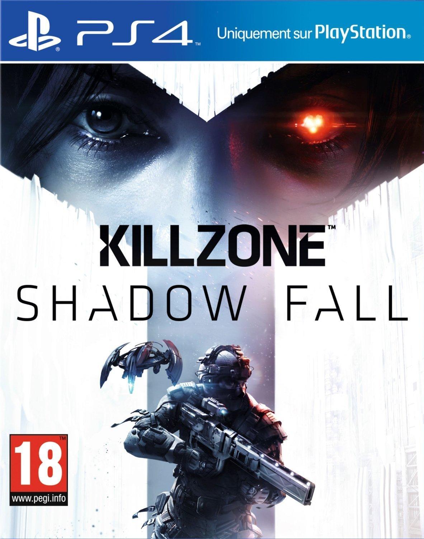jeux playstation  ps killzone shadow fall