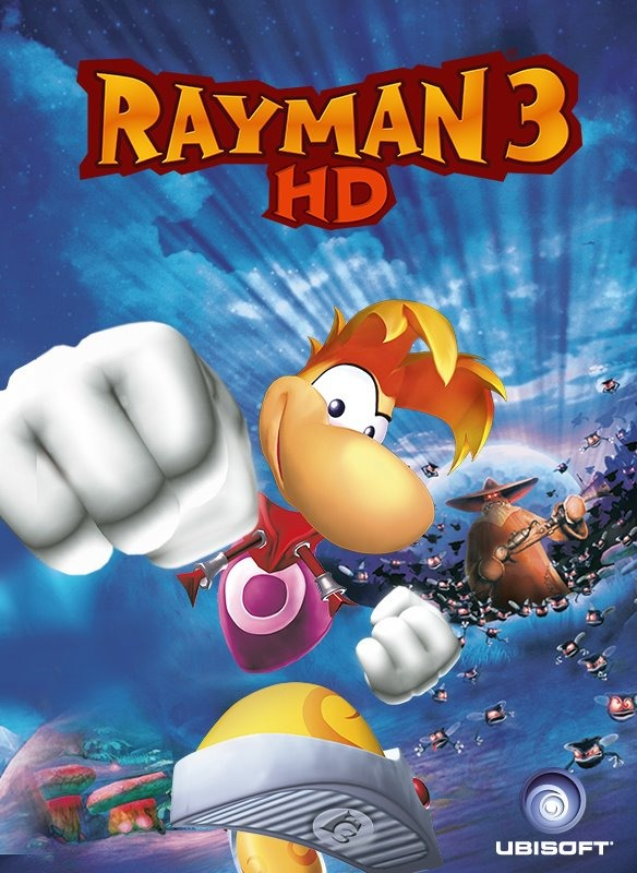 Rayman 3 Hoodlum Havoc HD [PLAYSTATION-3] [FR]