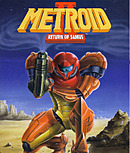 Test - Metroid II : Return of Samus