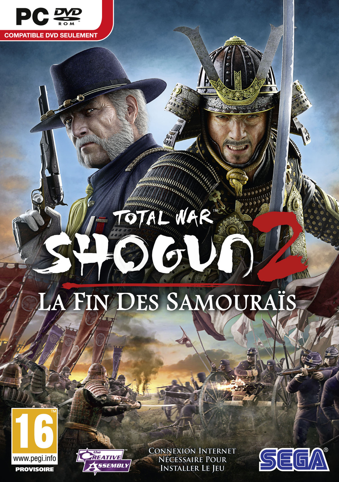 [MULTI] Total War : Shogun 2 : La Fin des Samouraïs [MULTI-FR]