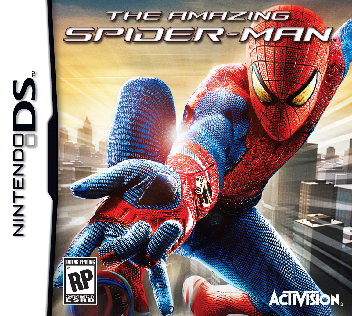 [MULTI] [Nintendo DS]  The Amazing Spider-Man [FR]