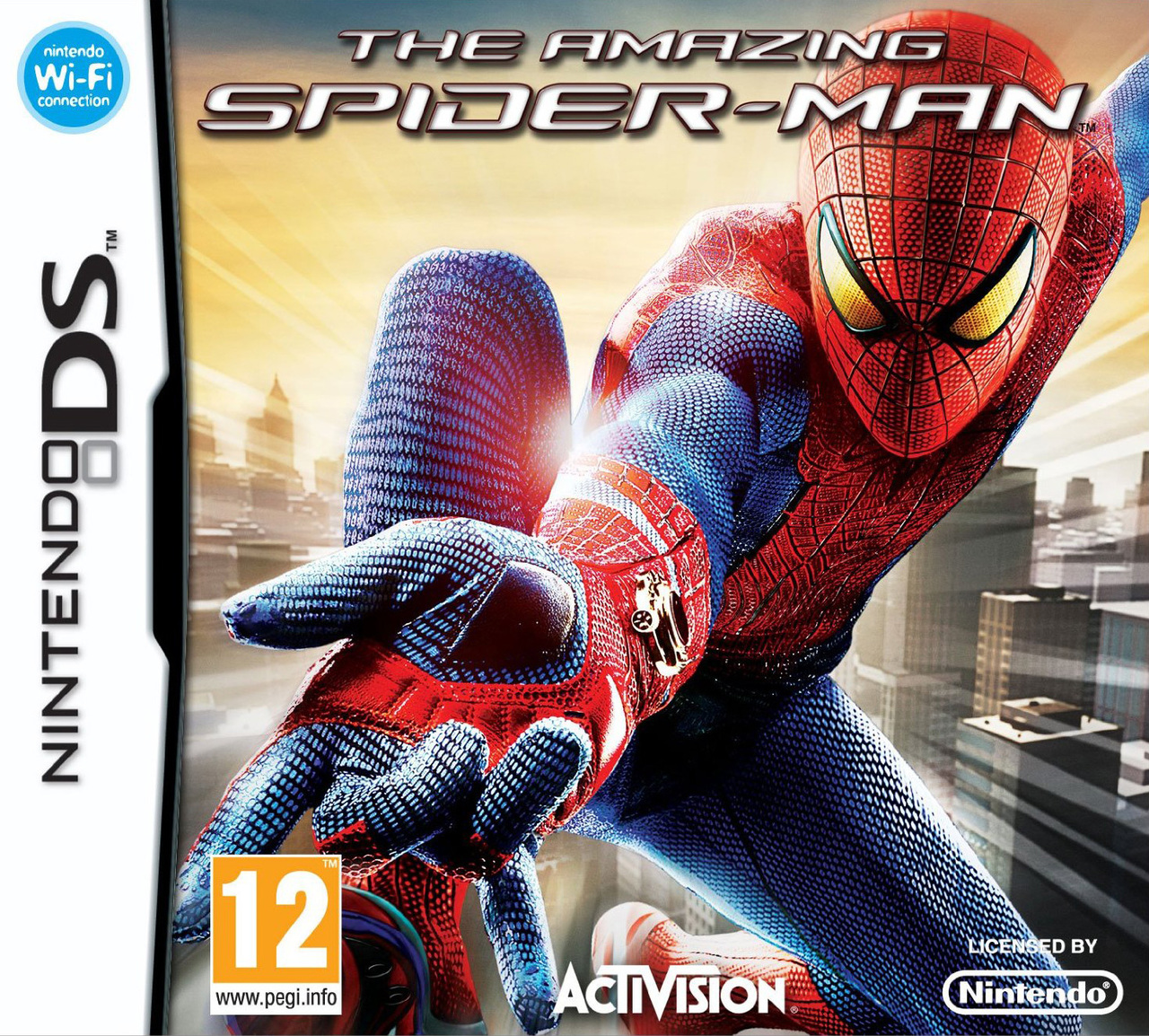 THE AMAZING SPIDER-MAN [NDS]