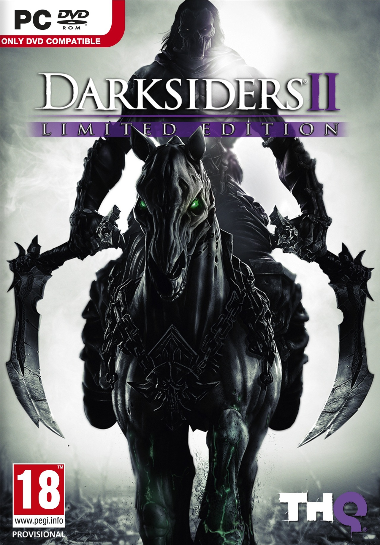 Darksiders II  [PC] [MULTI]
