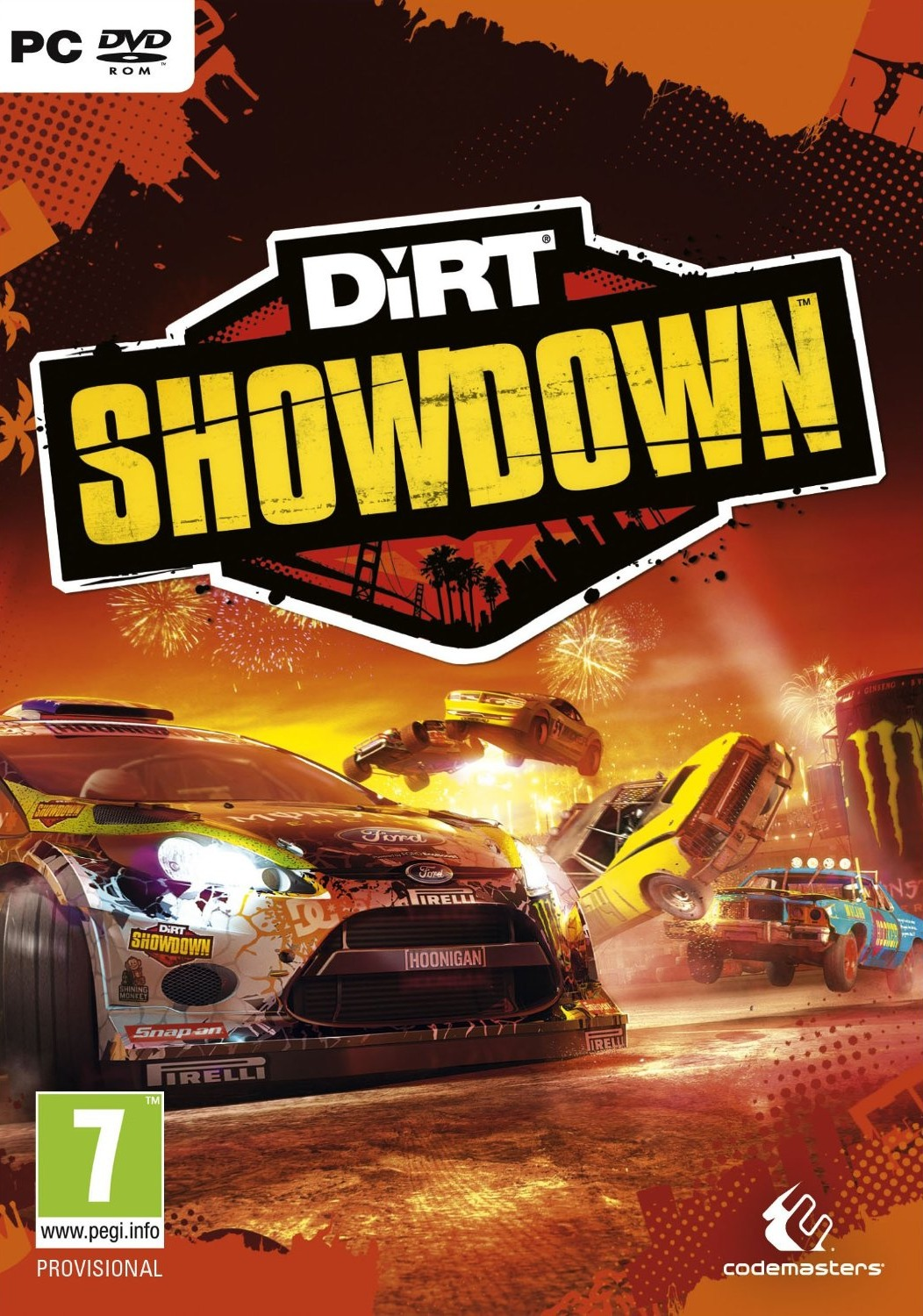 DiRT Showdown 2012 DEMo [FR] |  Multiupload