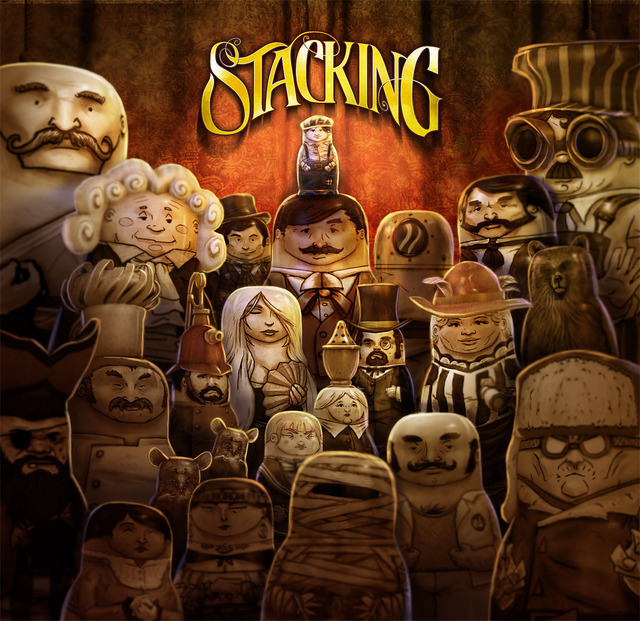 Stacking [PC | ISO] + Crack [MULTI] (Exclue)